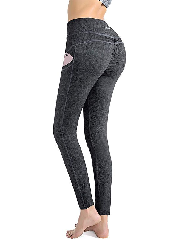 Running Girl Butt Lifting Yoga Pants