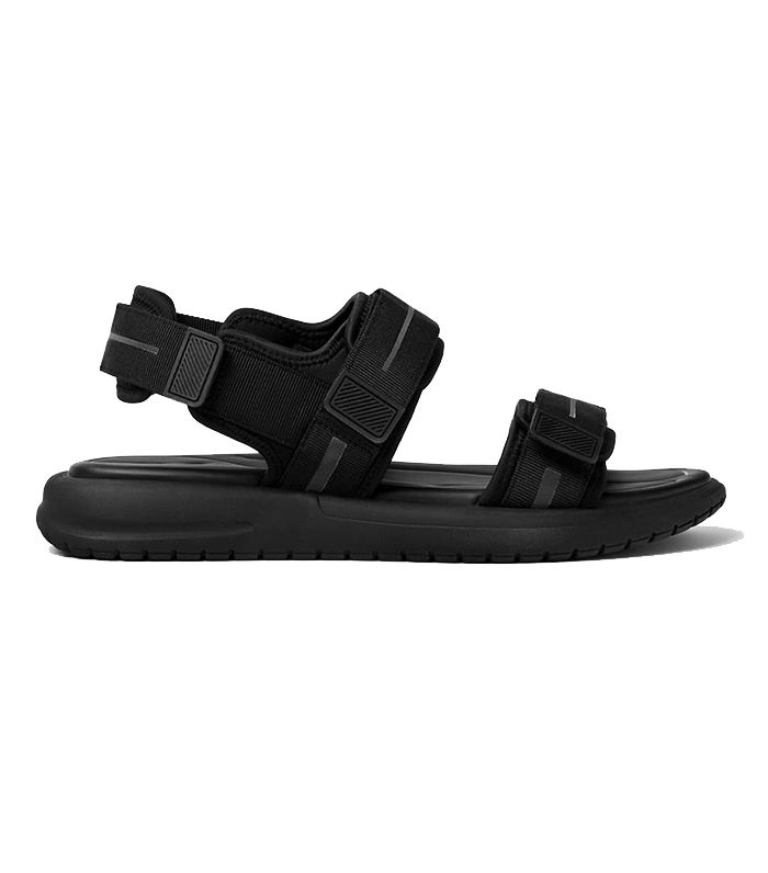 Chanel Velcro Sandals The Rogue Shoe Everyone Is Wearing
