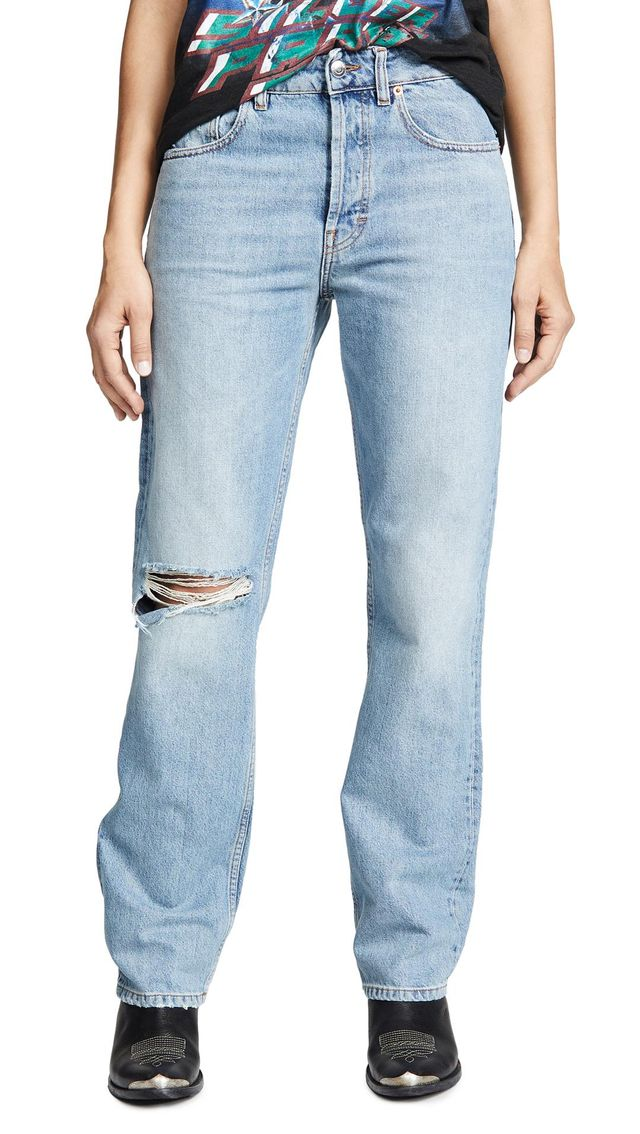 Iro Ladyla Wide Leg Jeans