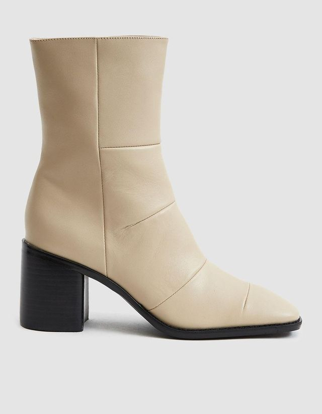 Intentionally Blank More Hugs Square Toe Boots