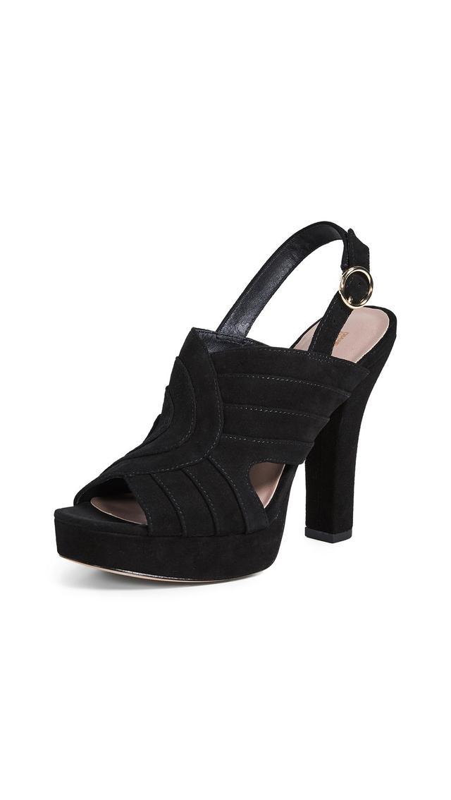 Diane Von Furstenberg Tabby Sandals