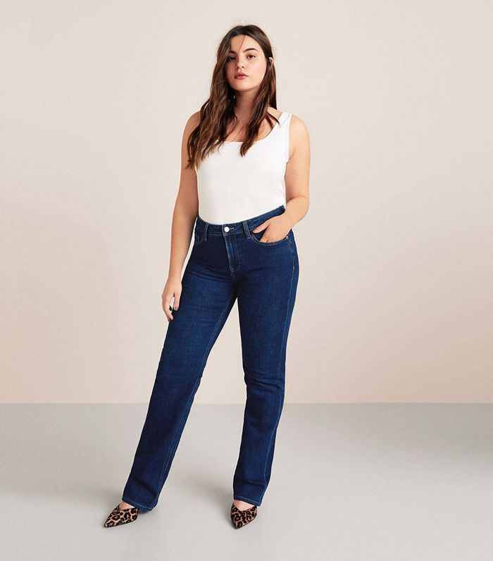 8b844f77a3bc The Bootcut Jeans Trend Is Coming Back With a Vengeance