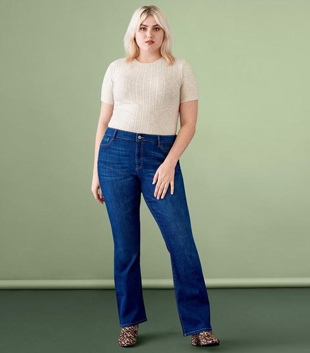 Warp + Weft PDX Bootcut Jeans