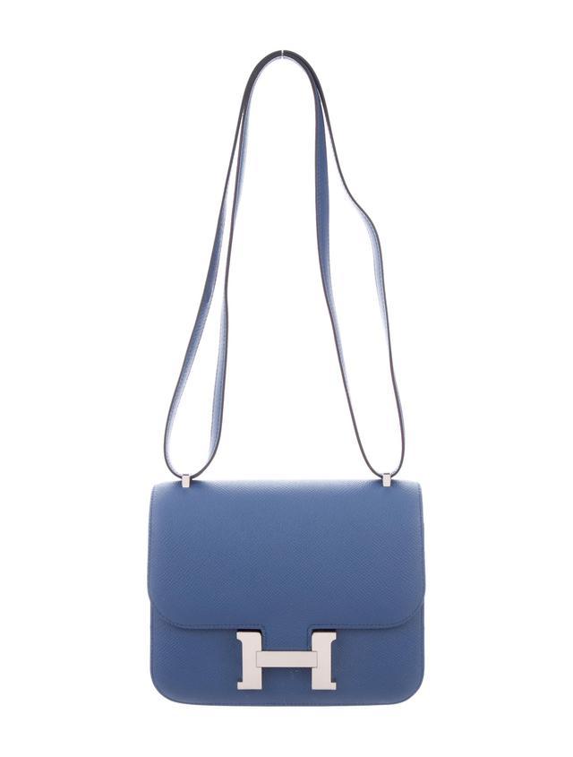 Hermès 2017 Epsom Mini Constance 18