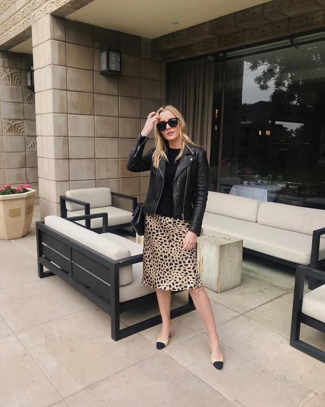 Parisian heel trends