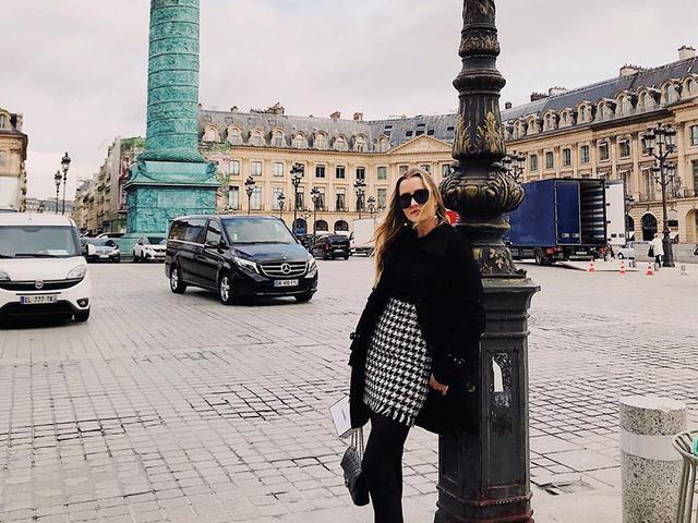 Parisian shoe trends