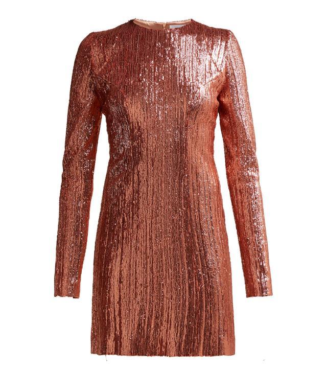 Galvan Sequined Dress