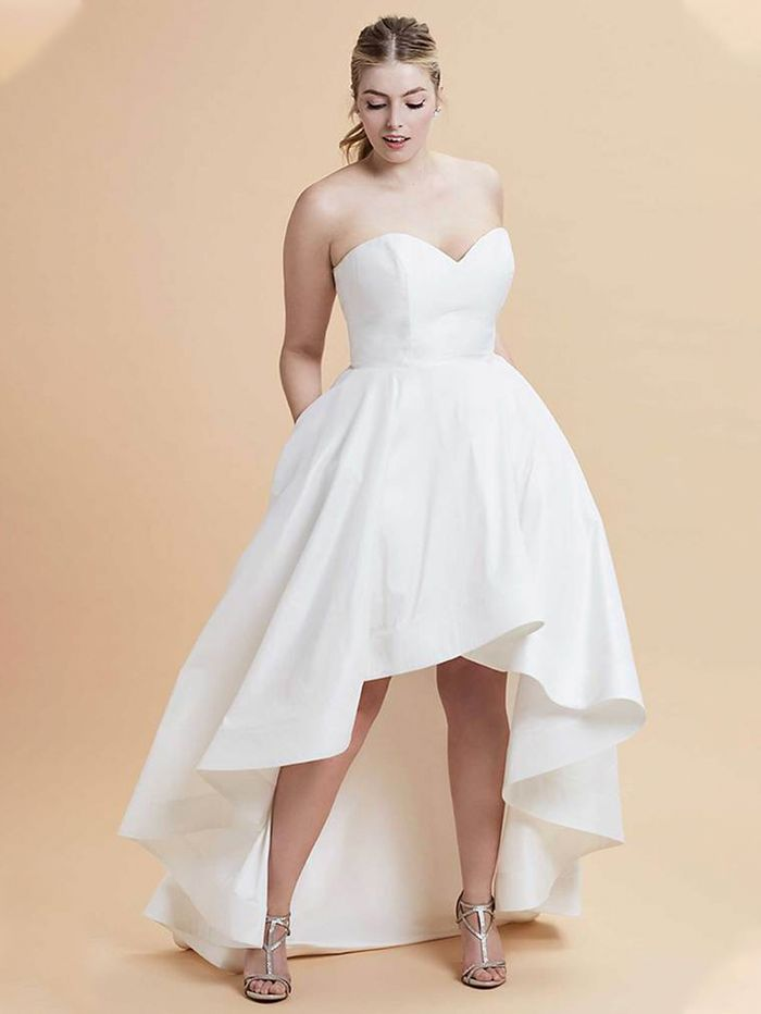 Plus-Size Wedding Dresses UK: Where to Find Your Dream Gown | Who ...
