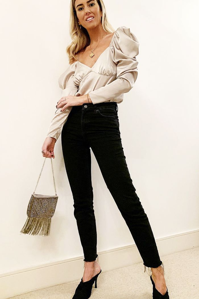 Skinny Jeans Outfit Ideas I Want to Wear This Season