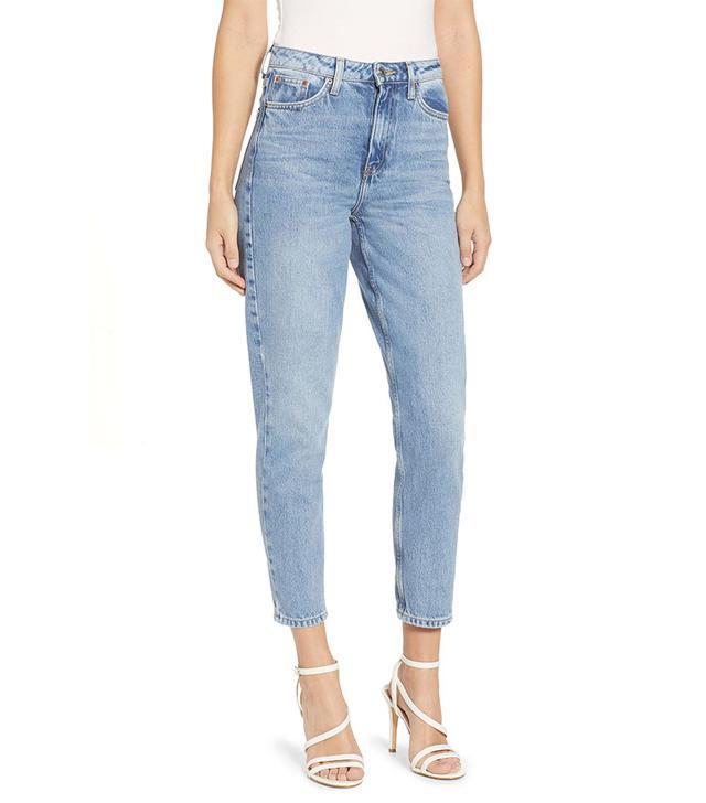 Topshop Autumn High-High-Rise Jeans