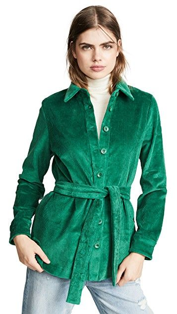 what to wear on a cruise with a green jacket