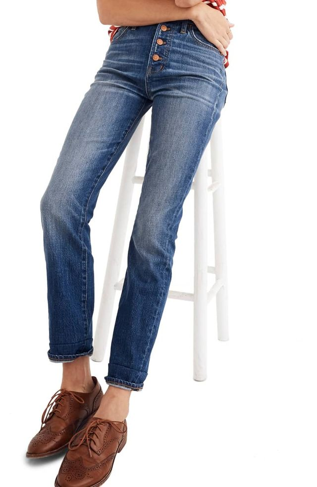 best vintage jeans for travel