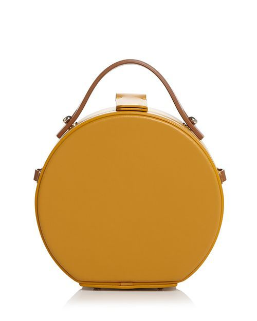 Nico Giani Tunilla Small Circle Leather Shoulder Bag
