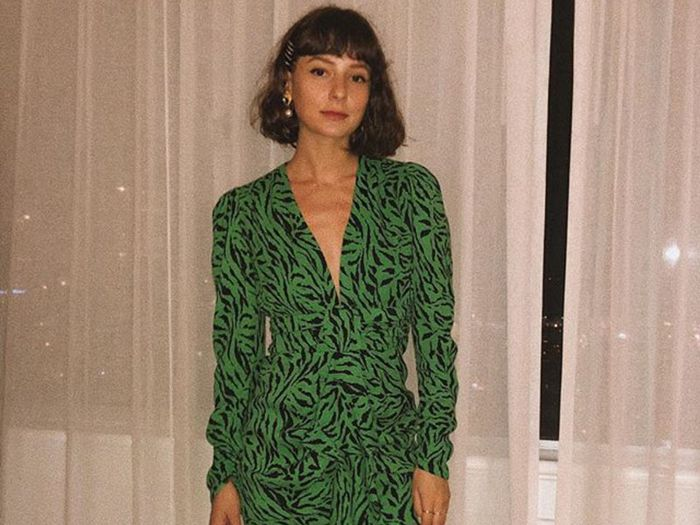 25 Long-Sleeve Dresses That Were Made for Parties