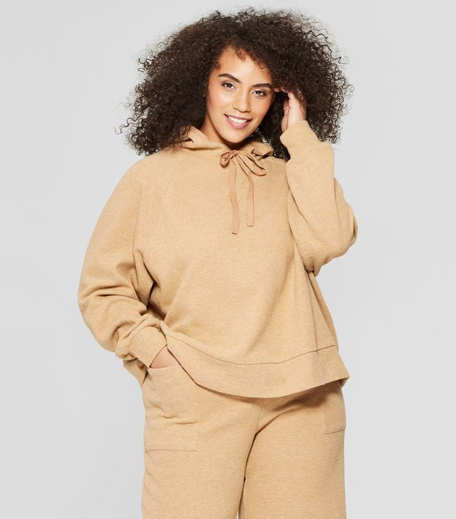 Who What Wear Long Sleeve Slouchy Sweatshirt