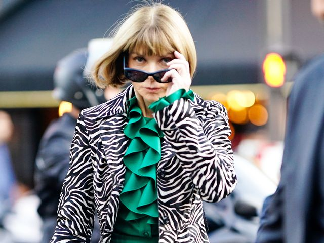 Anna Wintour Fashion Trends 2019