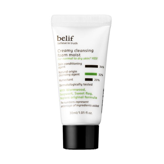 Belif Creamy Cleansing Foam Moist