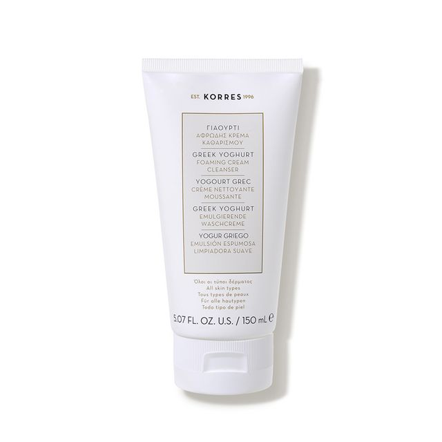 Korres Greek Yoghurt Foaming Cream Cleanser