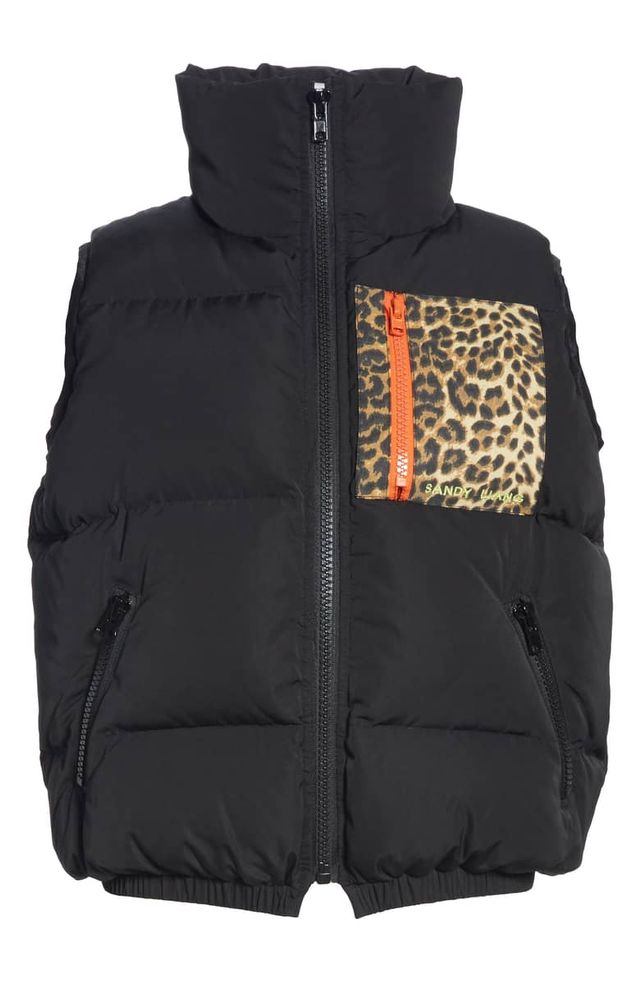Sandy Liang Primrose Down Puffer Vest