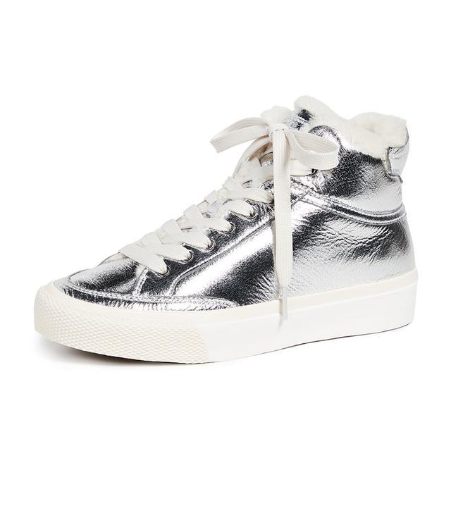 Rag & Bone RB Army High Top Sneakers