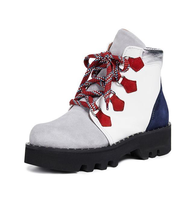 Tabitha Simmons Neir Hiker Boots