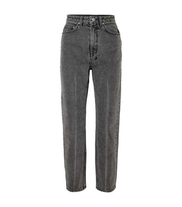 Ksubi Chlo Wasted High-Rise Straight-Leg Jeans