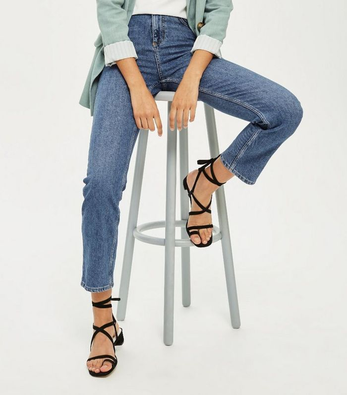 How to Wear Jeans and Heels in 2019 | Who What Wear