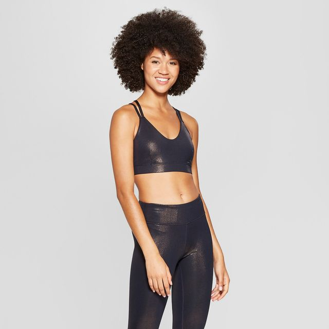 JoyLab Strappy Back Sports Bra