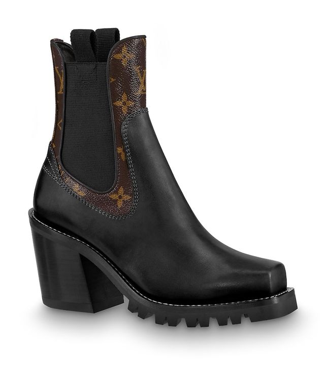 Louis Vuitton Limitless Ankle Boots