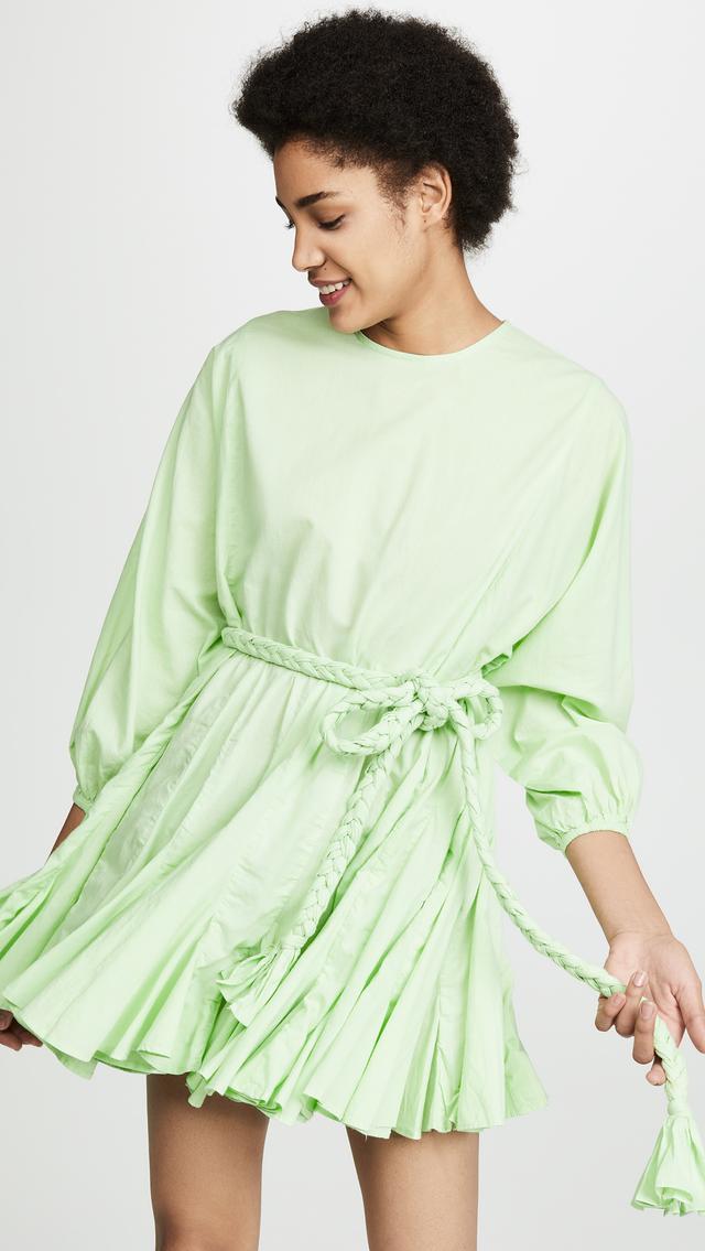 Rhode Resort Ella Dress in Mint