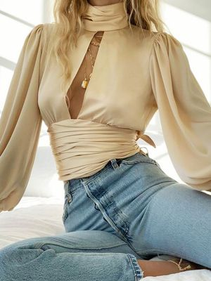 The Expensive-Looking Top We Will All Be Wearing This Summer