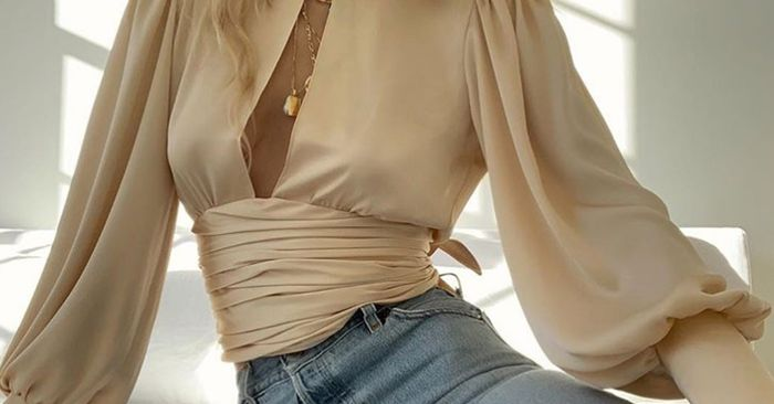Orseund Iris Tops Shop The Instagram Famous Blouses Who