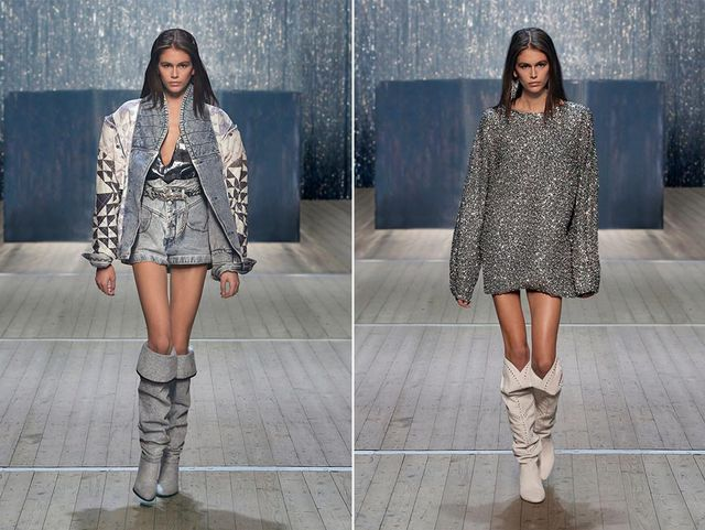 Isabel Marant Slouchy Boots