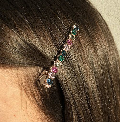 Hair Clip Trend 2019: Shop The Hair Accessory Trend For 2019