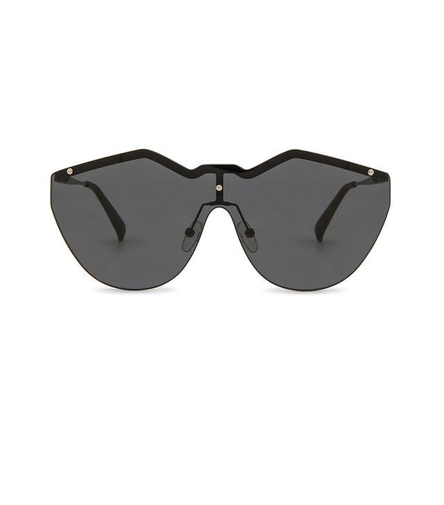 Le Specs Noir de Vie Sunglasses