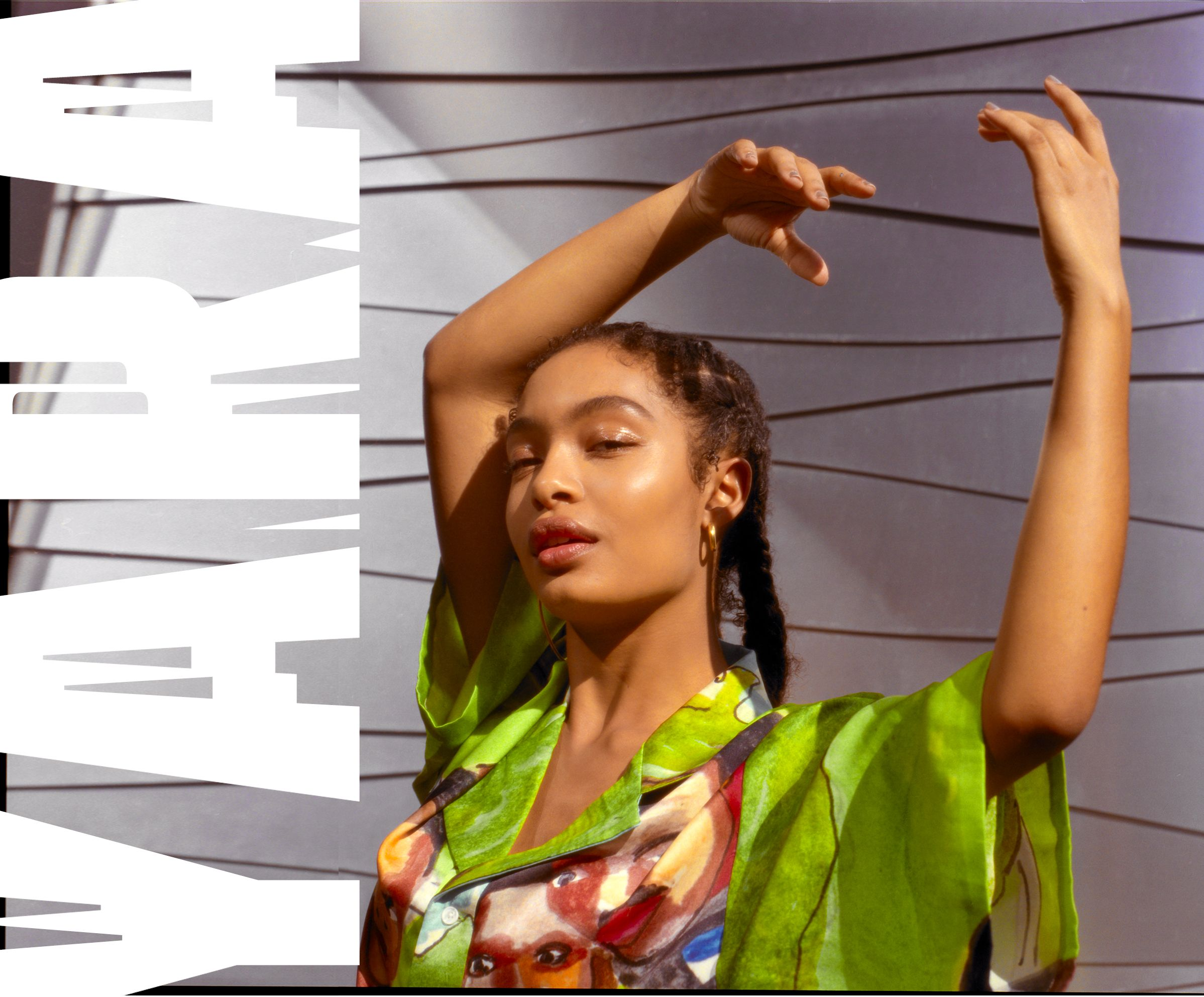 Yara Shahidi Interview
