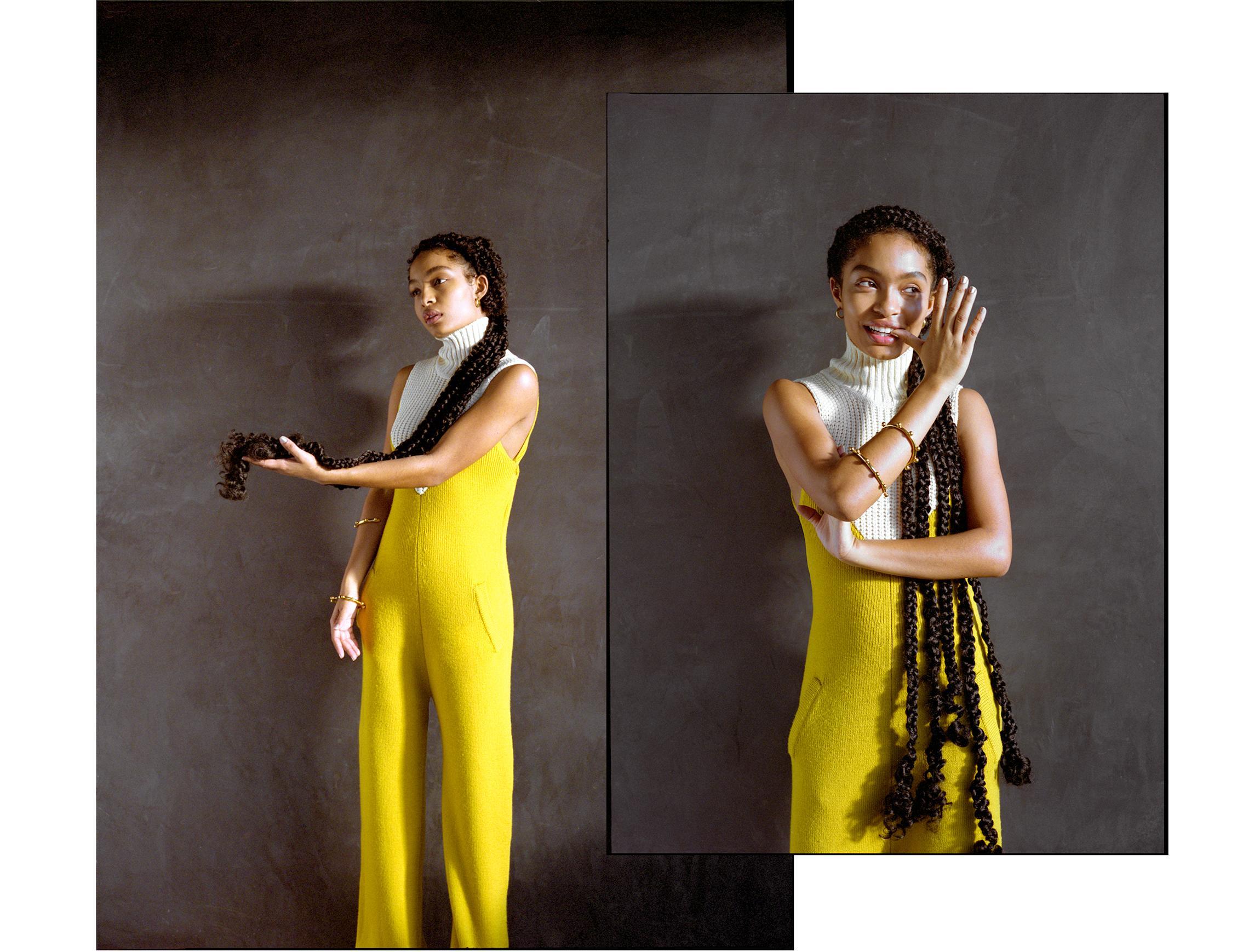 Yara Shahidi Clothes