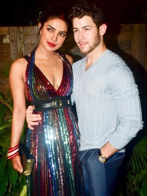 Every Dreamy Outfit From Priyanka Chopra's Caribbean Honeymoon