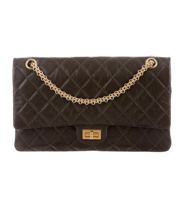 Chanel Quilted 226 Reissue Double Flap Bag