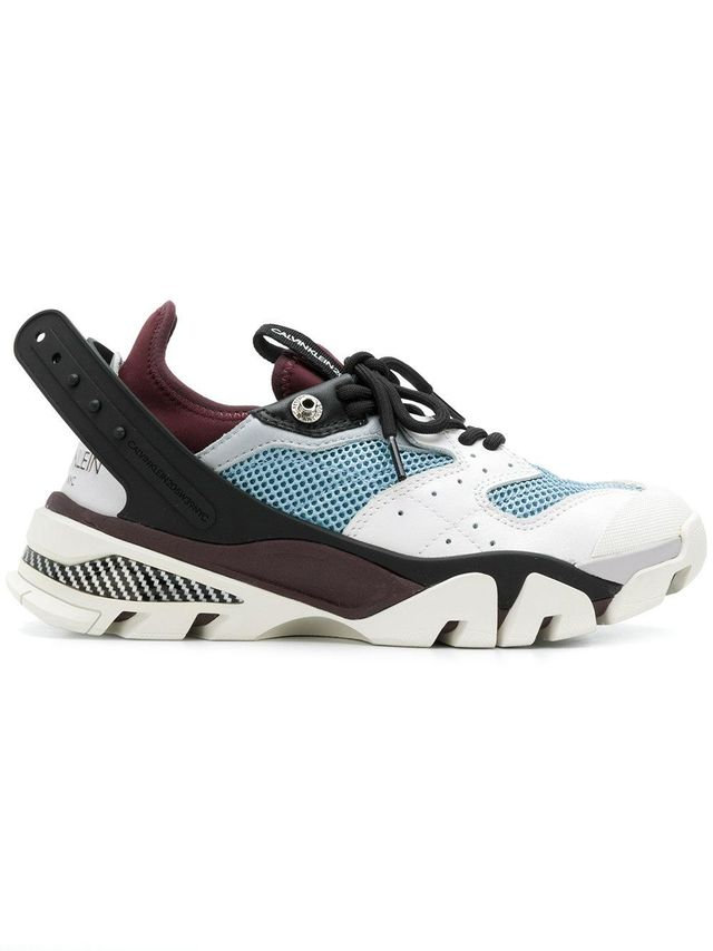 Calvin Klein 205 W39 NYC Chunky Sole Sneakers