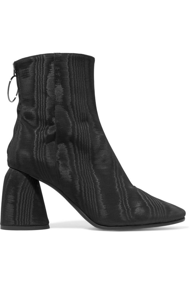Ellery Moire Ankle Boots