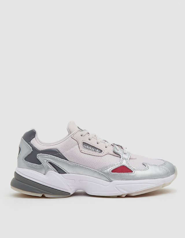 Adidas Falcon W Sneakers in Orchid Tint