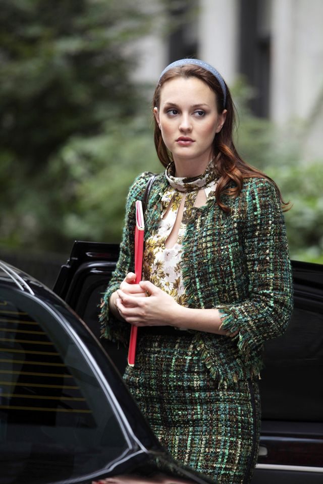 Blair Waldorf Gossip Girl style