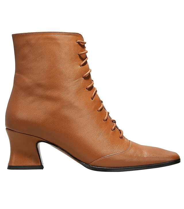 By Far Kate Lace-Up Booties