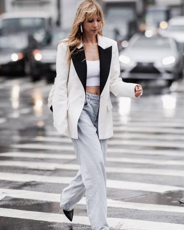 2019 trends: upsized jeans