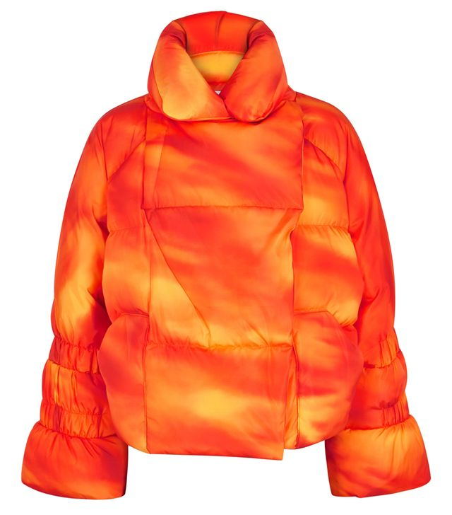 Saks Potts Star Fire Quilted Shell Jacket
