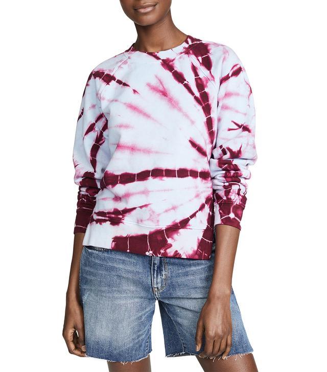 Proenza Schouler Tie Dye Sweatshirt