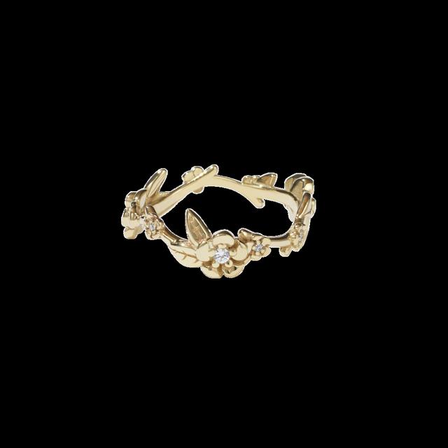 Meadowlark Alba Vine Ring Stone Set