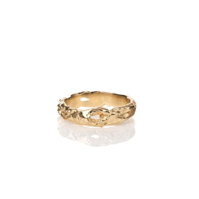 Kassandra Nicholson Cliff Ring