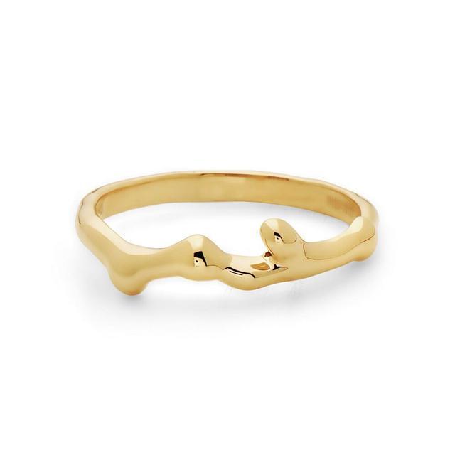 Swati Dhanak Thin Splatter Ring